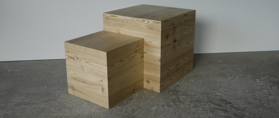 Cubes fpx fredpx - Table de chevet cube ...